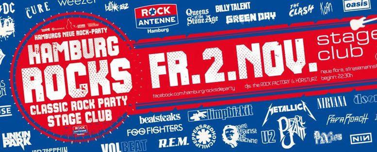 Banner für HAMBURG ROCKS