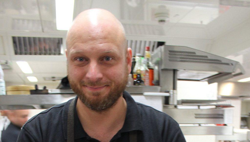 Gastkoch aus Dänemark ist Hendrik Jyrk
