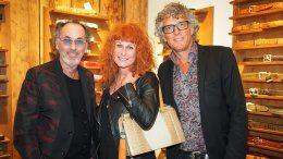 Hugo Egon Balder, Mathilde Schneider, Fritz Ahrens