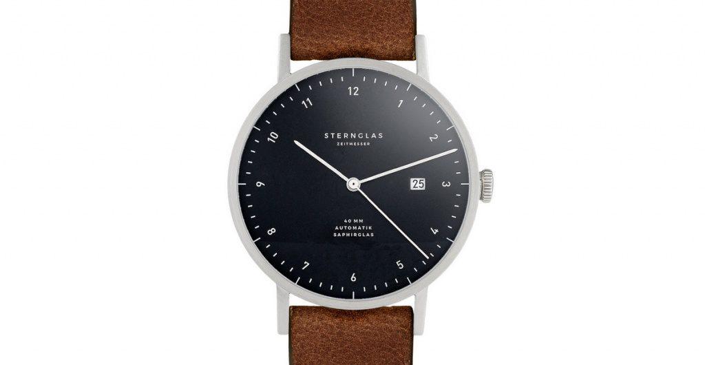 Zirkel Uhr 40mm von STERNGLAS