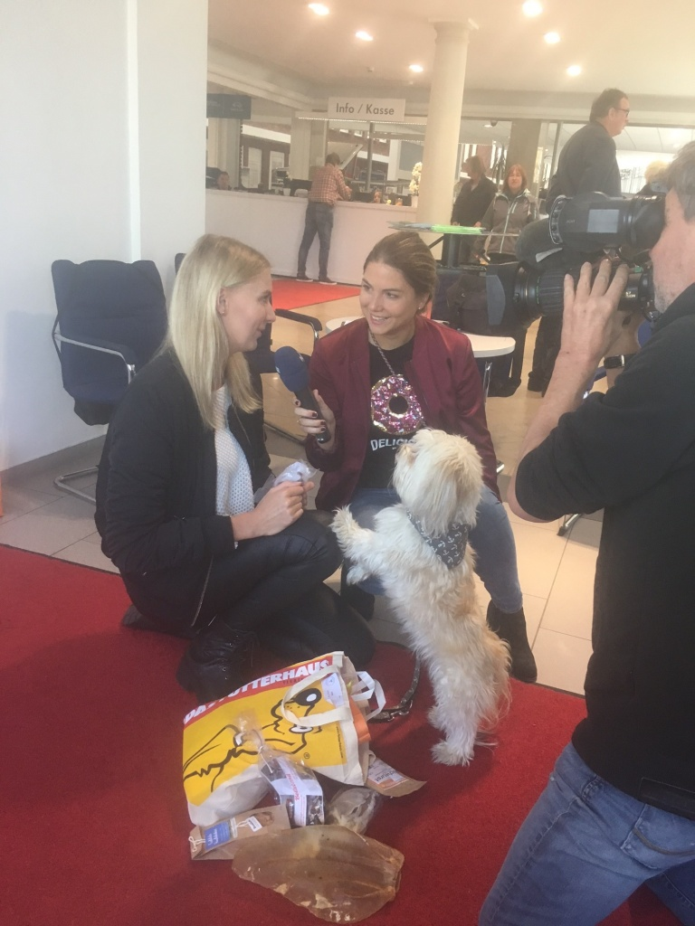 Impressionen von der Hamburger Hundemesse 2019