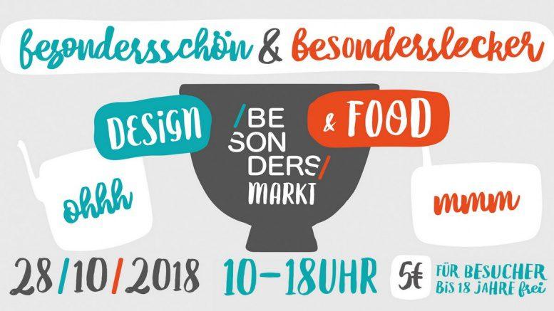 BESONDERSMARKT Design und Fine Food Markt