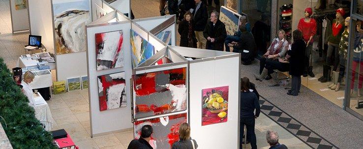 AlsterArt Charity Kunstausstellung