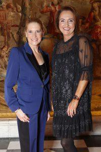 Cornelia Poletto und Anita Freitag-Meyer