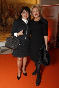 Regine Sixt und Annette von Rantzau