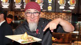 Stefan Marquard macht mit der Aktion Food for Good