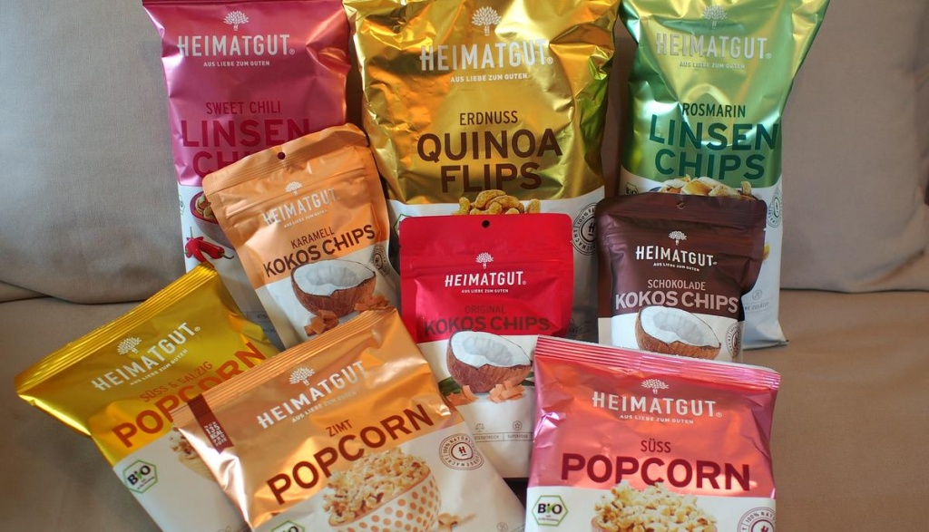 Snackpackage Heimatgut Snacks