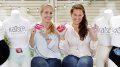 Zwei Frauen haben das Unternehmen Kaiserschlüpfer gegründet