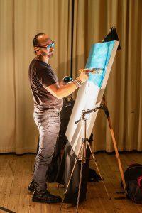Der Maler Behzad Behpour
