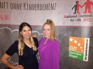 Gäste beim Charity Dinner der NCL Stiftung