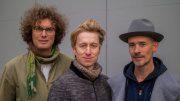 Drei Musiker - Gruppenbild