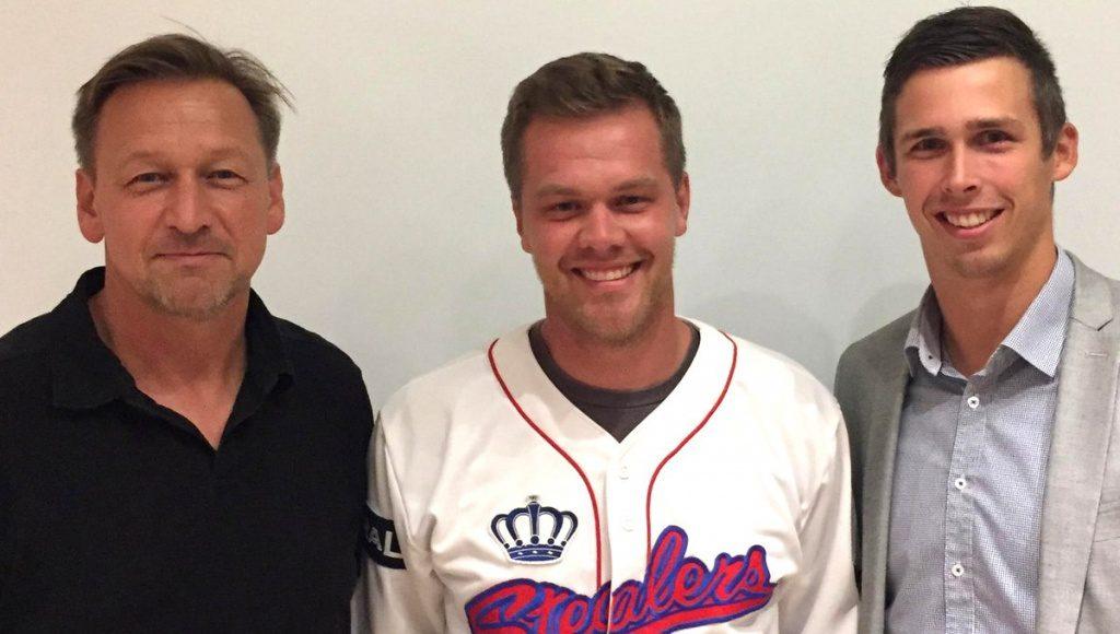 Gruppenbild Hamburg Stealers Baseball