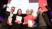 Preisträger Gruppenfoto