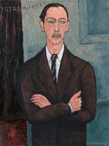 Bild nach Amedeo Modigliani