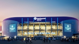 Arena in Hamburg