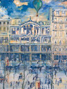 Bild nach nach Claude Monet