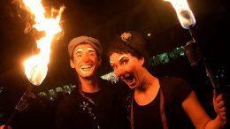 Die Kaki - Feuerclowns