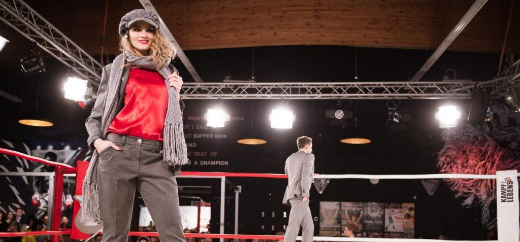 Im Boxring Ella Deck #fashionDUELL