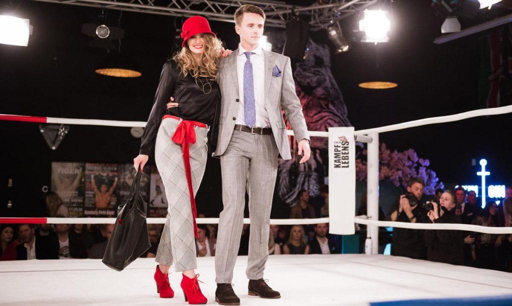 Im Boxring - Ella Deck #fashionDUELL