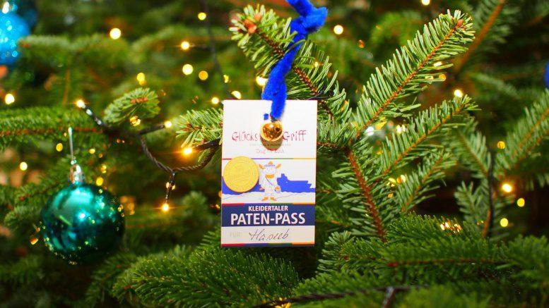 Wish Tree der Stiftung Kinderjahre