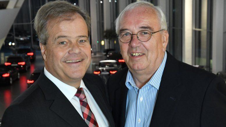 Bernd Glathe und Bernd Kußmaul