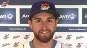 Darren Lauer spielt als Pitcher bei den Hamburg Stealers Baseball