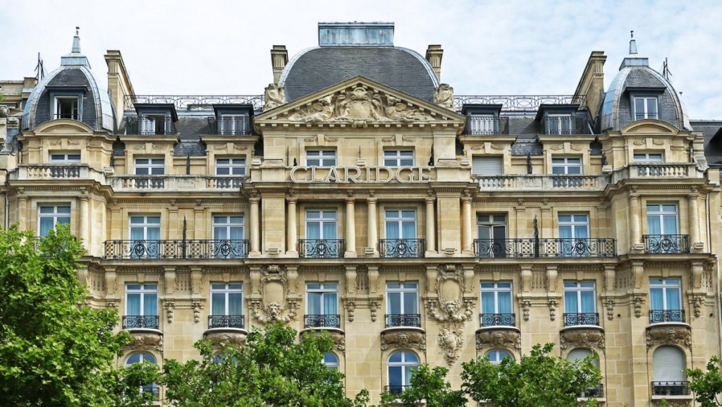 Paris: Fraser Suites Le Claridge