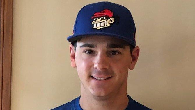 Nicholas DiBenedetto - Baseballspieler