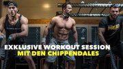 Die Chippendales im Gym