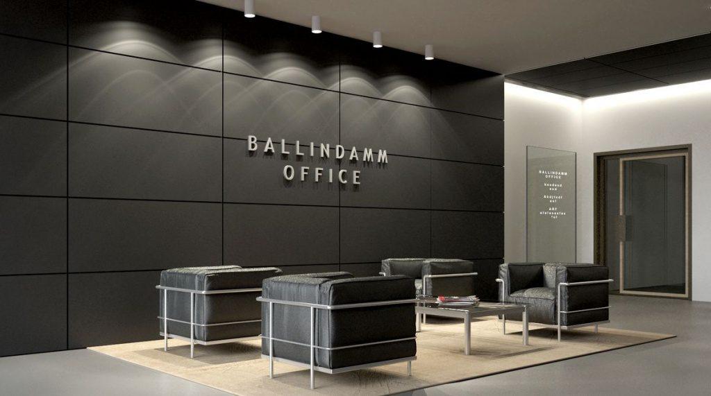 Bürogebäude Ballindamm 33-34