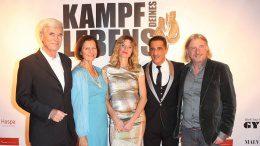 Kampf Deines Lebens Gala Hamburg 2018 - Gäste des Abends