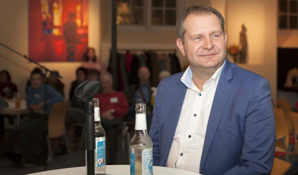 Jens Kerstan Hamburger Senator