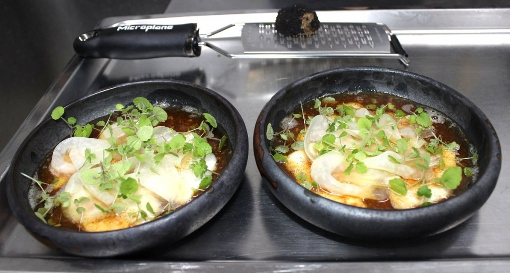 Nordseekabeljau in der Küche