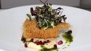 Statt Fisch etwas vegetarisches auf dem Teller