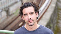 Der Musiker Mark Peters