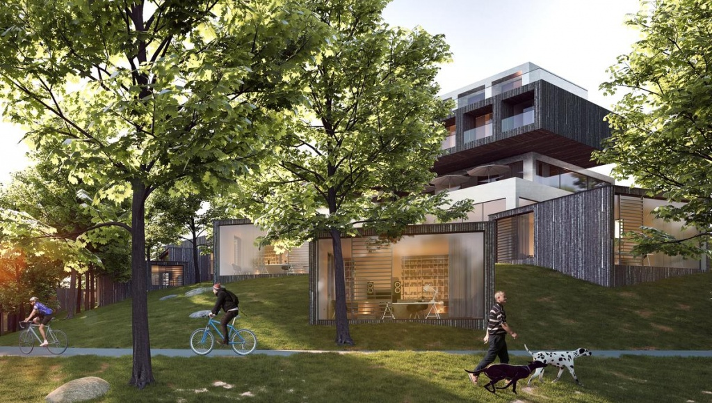 Hotelplanung stilwerk in Hamburg Harburg