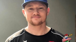 Nolan Lang Baseballspieler bei den Hamburg Stealers