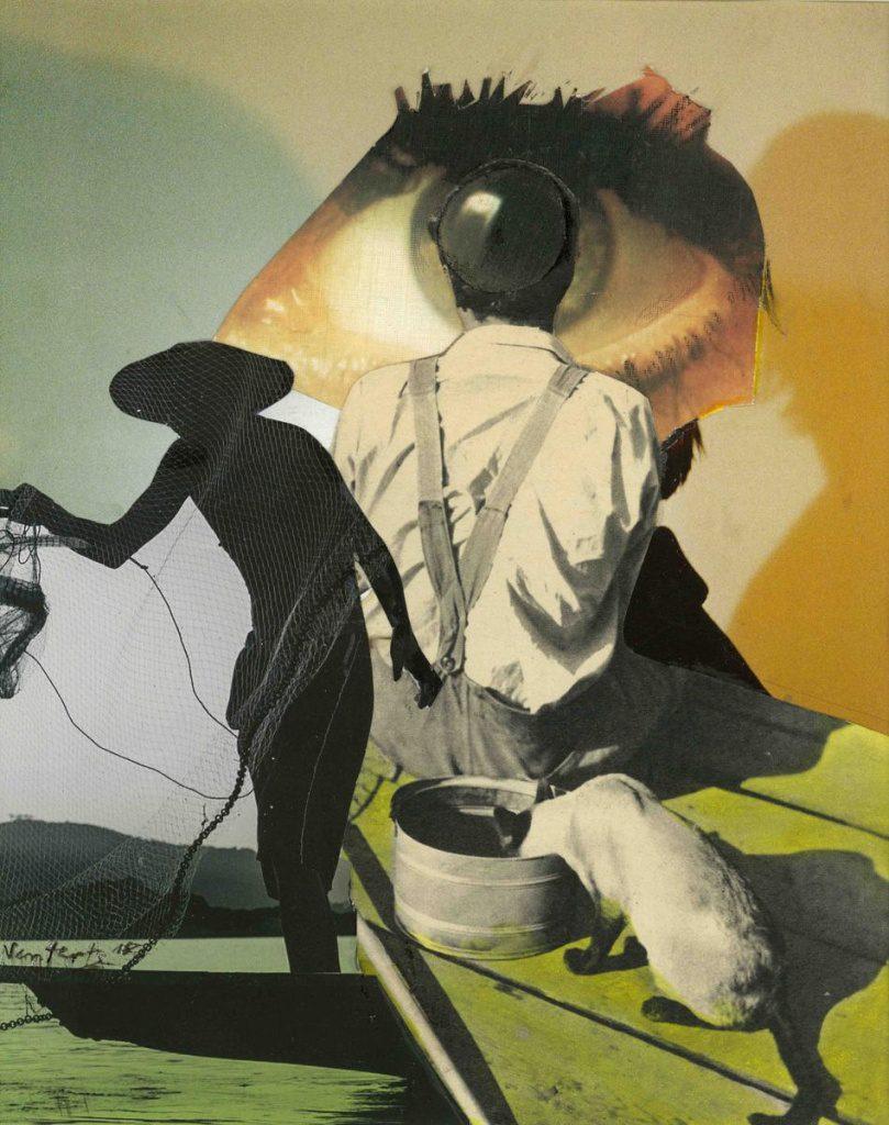 Blickbeute Collage von Natias Neutert