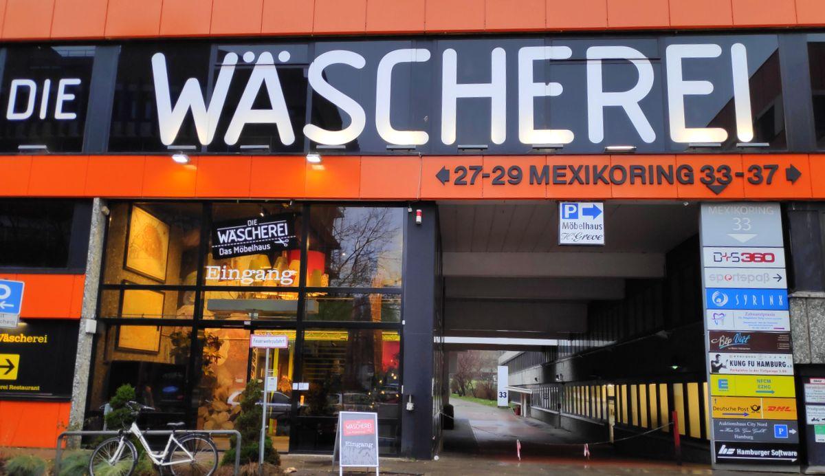Urbanes Lifestyle Shopping Möbel Design Und Mehr Die Wäscherei