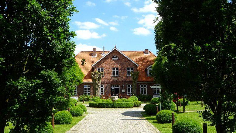 Ringhotel Friederikenhof im Sommer