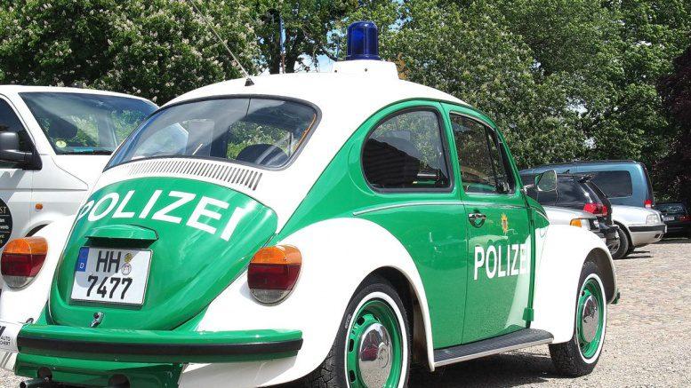 Polizei Käfer