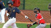 Der Baseballspieler Brandon Gutzler
