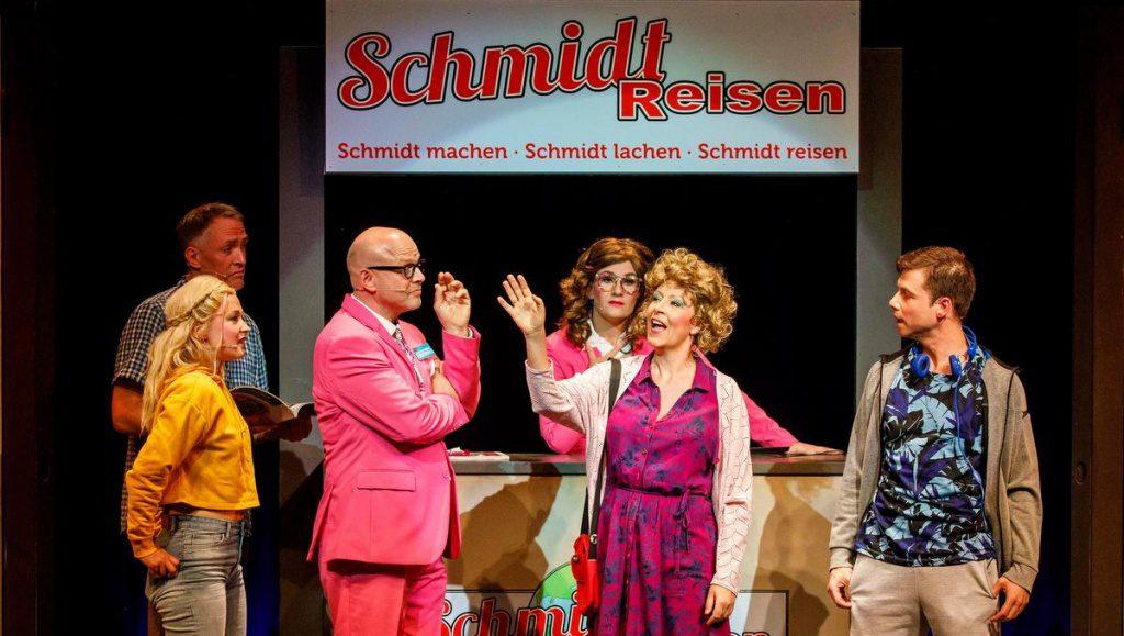 Szenefoto aus dem Schmidt Theater