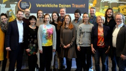 Jury Gruppenfoto