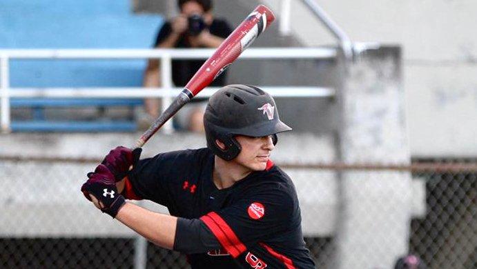 Der amerikanische Baseballspieler Philipp Steering