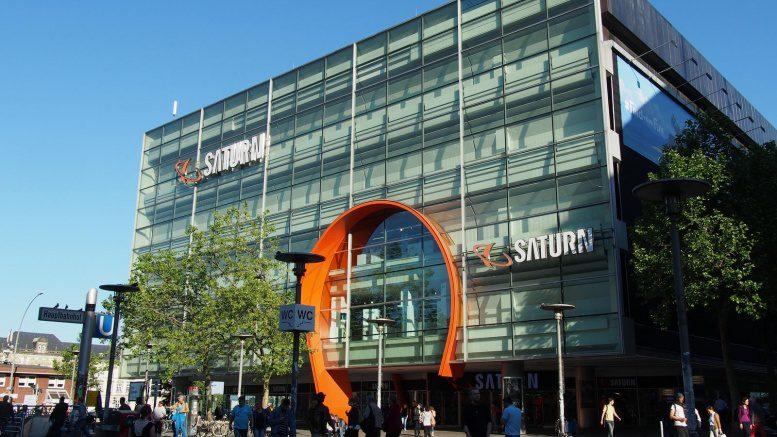Verkaufsoffener Sonntag Der Saturn Filialen In Hamburg 2019