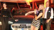 Audi e-tron Premiere Hamburg