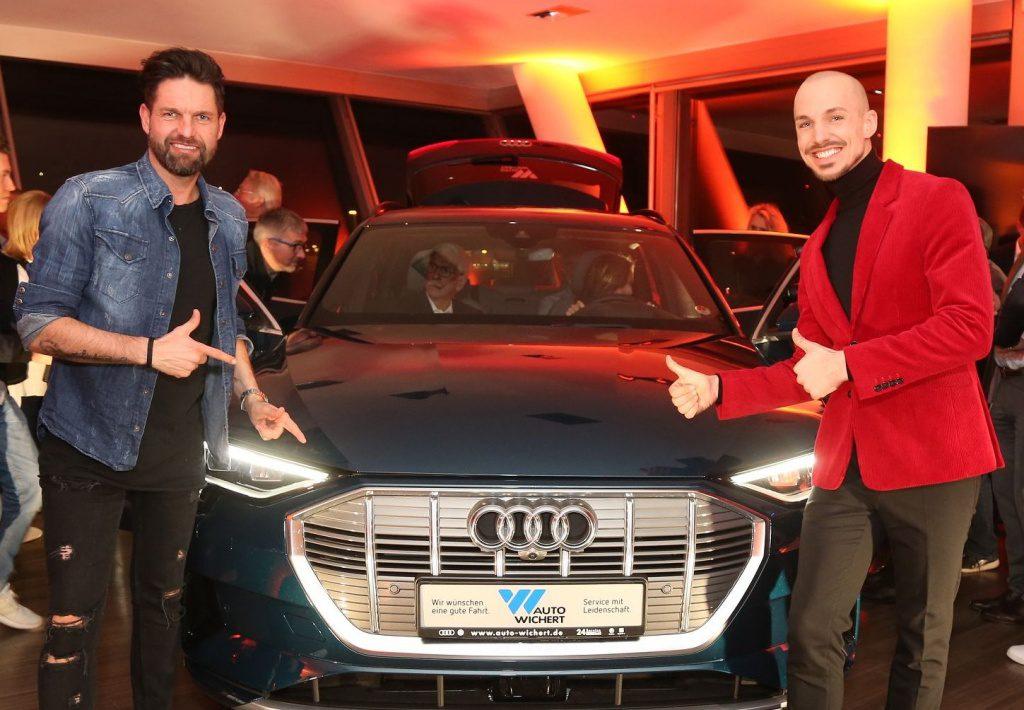 Vorm Audi e-tron