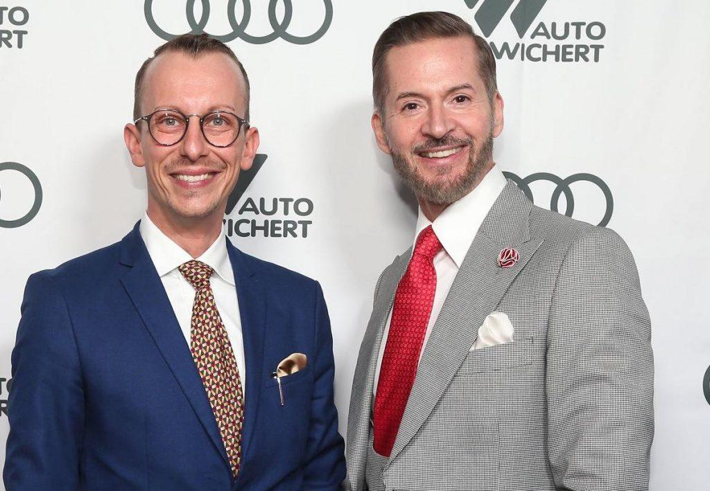 Gruppenbild Audi e-tron Premiere Hamburg