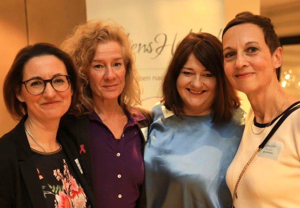 Impressionen vom Charity Event Lebensheldinnen bei Bornhold Hamburg
